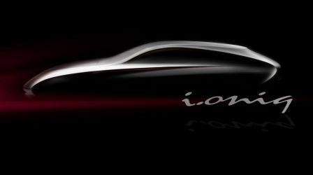 Hyundai IONIQ - Design Trailer