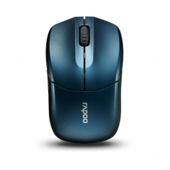 Chuột quang không dây Rapoo 1190 màu xanh