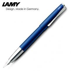 Bút mực Studio màu xanh đậm 067 ngòi F, hiệu Lamy