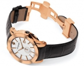 Đồng hồ Montegrappa NeroUno Rose Gold Silver Dial