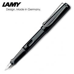 Bút mực Safari 19 màu đen ngòi M, hiệu Lamy