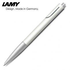 Bút bi Noto 283 màu trắng/bạc, hiệu Lamy