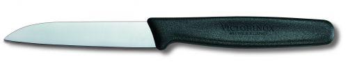 Dụng cụ cắt tỉa rau quả hiệu  victorinox 5.0403, lưới dài 8cm cán đen