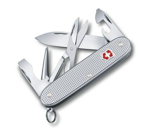 Dụng cụ đa năng Victorinox Pioneer X màu bạc