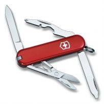 Dụng cụ xếp đa năng Victorinox Rambler màu đỏ, 0.6363