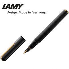 Bút máy cao cấp sang trọng Lamy imporium BlkAu 060, ngòi EF