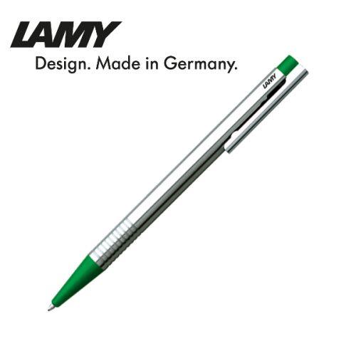 Bút bi Lamy logo 205 kiểu dáng văn phòng màu xanh lá cây