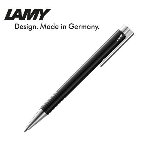 Bút viết cao cấp ngòi bi Lamy logo M+ màu đen 204