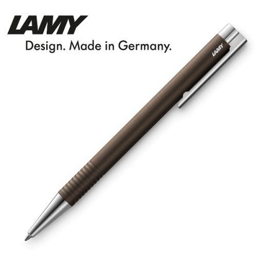 Bút bi cao cấp Lamy Logo 206 màu nâu, Phiên bản giới hạn 2015