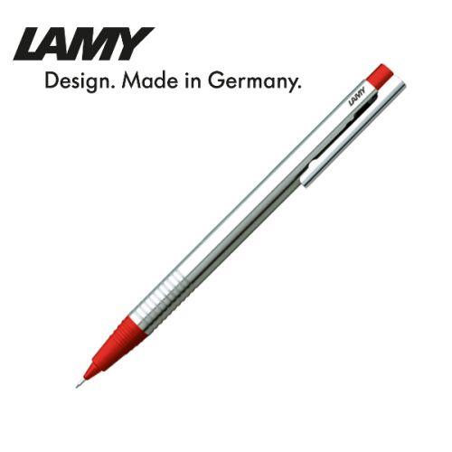 Bút chì bấm hiệu Lamy logo màu đỏ 105, ngòi 0.5mm