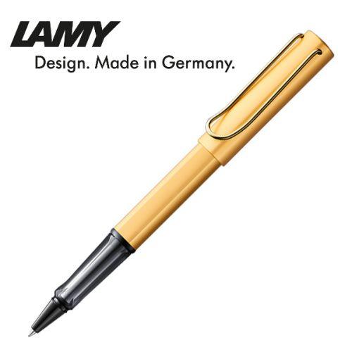 Bút bi mực nước cao cấp Lamy LX màu vàng 375