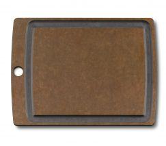Thớt gỗ hiệu Victorinox 7.4112 màu nâu loại trung