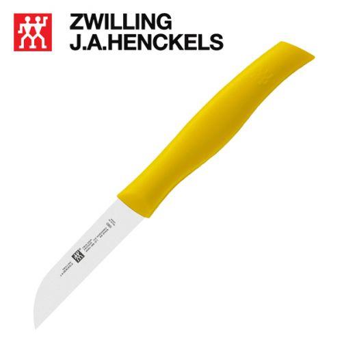 Dao cắt gọt rau củ Zwilling 38091-081 màu vàng, lưỡi dài 8cm
