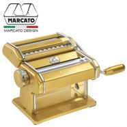 Máy làm mì Atlas 150 màu vàng hiệu Marcato AT-150-ORO
