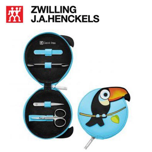 Dụng cụ cắt móng tay trẻ em hình con vẹt hiệu Zwilling 97640-000-P