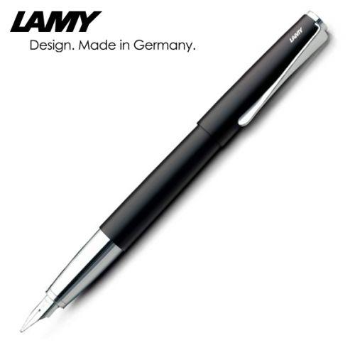 Lamy - Bút mực Studio 067 ngòi F màu đen