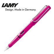 Bút mực cao cấp Lamy safari màu hồng, ngòi F
