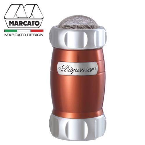 Dụng cụ rắc bột màu đỏ hiệu Marcato DI-RSO