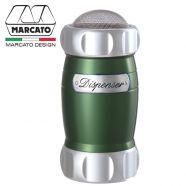 Hũ rắc bột màu xanh lá thương hiệu Marcato DI-VER