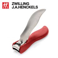 Bấm móng tay lưỡi ngang màu đỏ thương hiệu Zwilling 42451-000-R