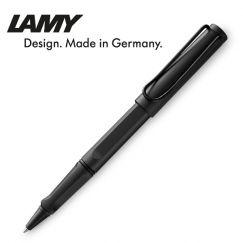 Lamy - Bút bi xoay cao cấp safari màu đen, phiên bản 2018
