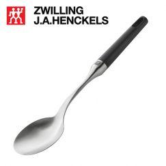 Muỗng Inox loại nhỏ cán đen thương hiệu Zwilling 37614-000, 32.5cm