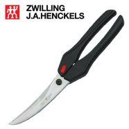 Kéo cắt gia cầm lưỡi răng cưa cán nhựa hiệu Zwilling 42909-000