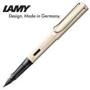 Lamy - Bút mực Lx màu bạc ngòi F