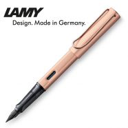 Lamy - Bút mực Lx màu hồng ngòi M