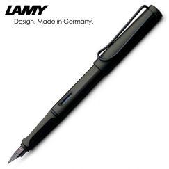 Bút mực cao cấp Lamy Safari 17 ngòi F màu đen mờ