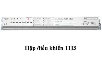 Hộp điều khiển cửa tự động TH3