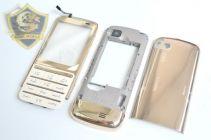 Vỏ Nokia C3-01 gold chính hãng mới 100%