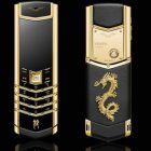 Vertu Signature S Gold Dragon Copy