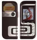 Điện thoai Nokia 7260 chiếc la nhỏ