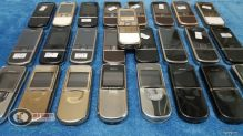 Vỏ Nokia 8800 nguyên zin