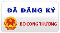 Website tankynguyen.com.vn đã được đăng ký Bộ Công Thương