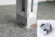 Chân đế thanh chống có thể điều chỉnh độ cao