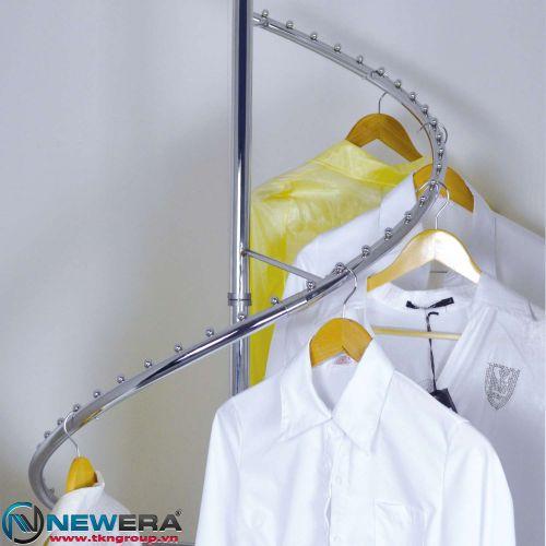 Khung rổ treo quần áo xoay 360 độ NewEra NE6579.180