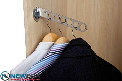 Móc treo quần áo điều chỉnh độ nghiêng