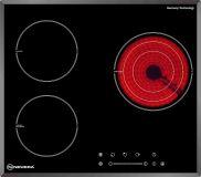 Bếp 3 vùng nấu 2 từ 1 hồng ngoại NewEra NE6633IC