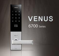 Khóa cửa thẻ từ kết hợp mã số Unicor VENUS 6700SK