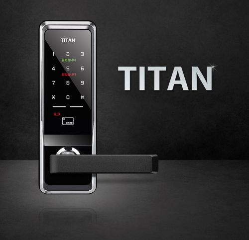 Khóa cửa thẻ từ, mã số Unicor UN-3100 Titan
