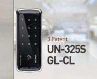 Khóa thẻ từ, mật mã Unicor UN-325S-GL-CL
