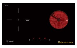 Bếp Điện Từ Malloca MIR 02