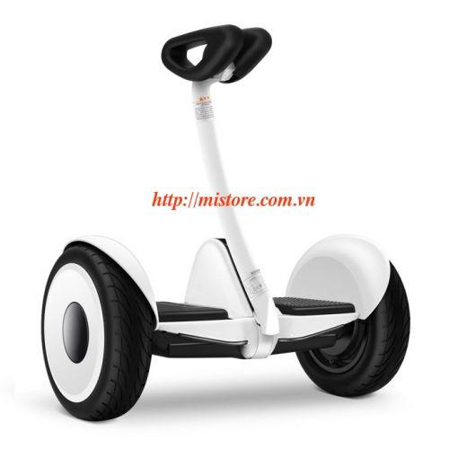 Xe 2 bánh tự cân bằng Ninebot mini (trắng)
