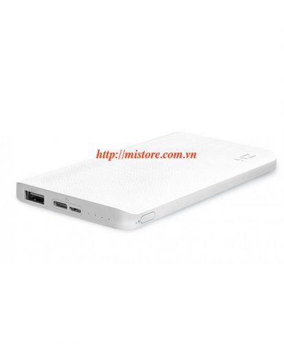 Pin ZMI 10000 Mah hỗ trợ sạc nhanh Type-C