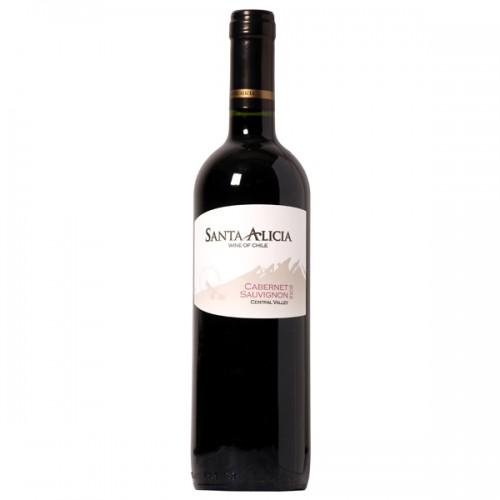 Rượu vang SANTA ALICIA Cabernet Sauvignon Varietals