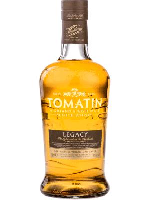Rượu Whisky Tomatin Leagacy