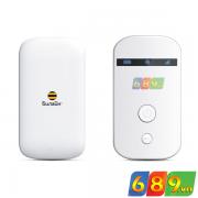 Bộ Phát Wifi 4G ZTE MF90+ Tốc Độ 100Mbps