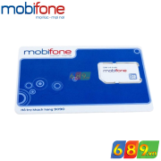Sim 3G MobiFone Khuyến Mại Gói 1Gb/Ngày